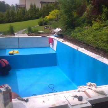Realizacje: Baseny i hydroizolacje